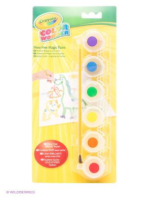 Краска Color Wonder Crayola 75-0220