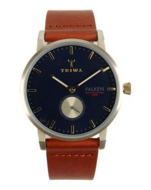 Наручные часы TRIWA. Цвет: темно-синий