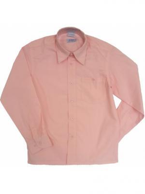 Рубашка АЙАС. Цвет: розовый