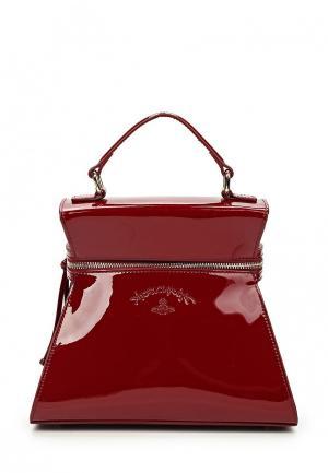 Сумка Vivienne Westwood Anglomania. Цвет: красный