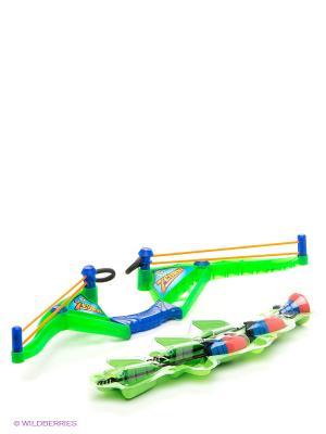 Лук Z-Curve ZING. Цвет: зеленый, синий
