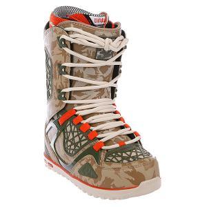 Ботинки для сноуборда  Tm-Two 13 Safari Thirty Two. Цвет: бежевый,коричневый
