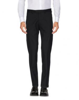 Повседневные брюки BRIGLIA 1949. Цвет: черный