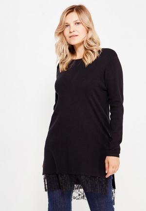 Платье Milanika. Цвет: черный