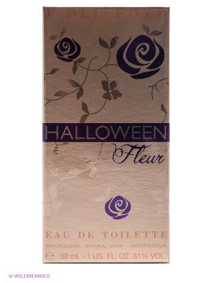 Туалетная вода Halloween Fleur, 30 мл. Цвет: светло-коричневый