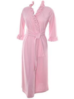 Халат V.I.P.A. Цвет: розовый