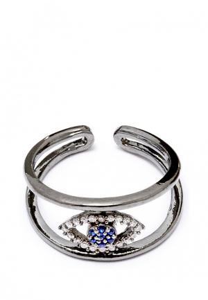 Кольцо Herald Percy. Цвет: серебряный