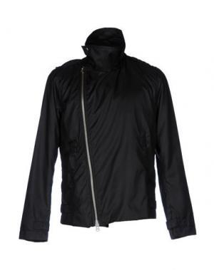 Куртка GIULIANO FUJIWARA. Цвет: черный