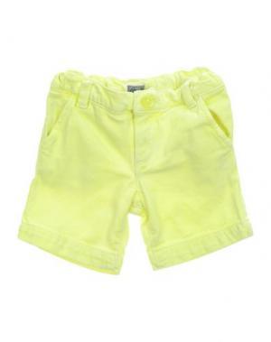 Джинсовые брюки GRANT GARÇON BABY. Цвет: желтый