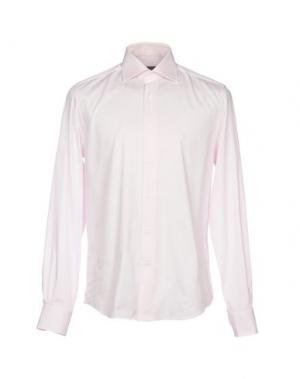 Pубашка GRIGIO PERLA. Цвет: светло-розовый