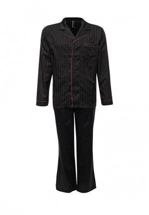 Пижама Relax Mode. Цвет: черный