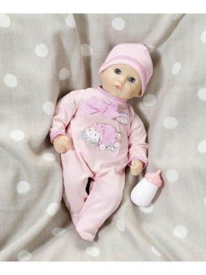 Игрушка my first Baby Annabell Кукла с бутылочкой, 36 см, дисплей ZAPF. Цвет: розовый