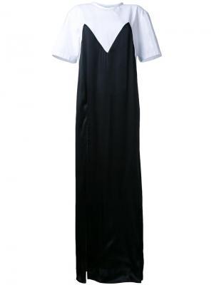 Платье Lola Wanda Nylon. Цвет: чёрный