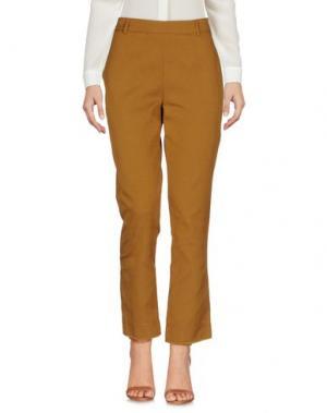 Повседневные брюки PDR PHISIQUE DU ROLE. Цвет: хаки