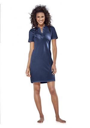 Платье-поло B.C. BEST CONNECTIONS. Цвет: белый, бирюзовый, голубой, желтый, зеленый, киви, коралловый, коричневый, красный, оранжевый, песочный, розовый, серый меланжевый, сиреневый, темно-синий, черный, ярко-розовый