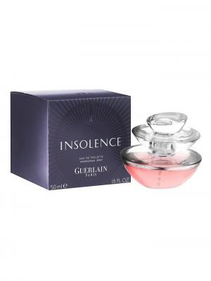 Insolence lady edt 50 ml GUERLAIN. Цвет: фиолетовый