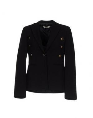 Пиджак PAOLO CASALINI. Цвет: черный