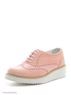 Туфли Gavary. Цвет: розовый