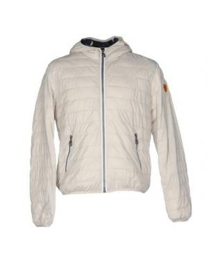 Куртка INVICTA. Цвет: бежевый