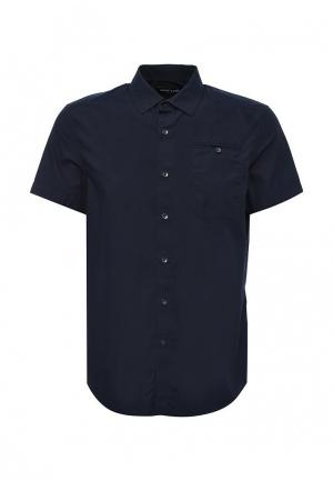Рубашка Kenneth Cole. Цвет: синий