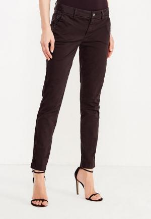 Брюки Liu Jo Jeans. Цвет: черный