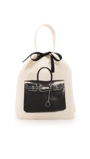 Сумка-органайзер с изображением сумки Bag-all
