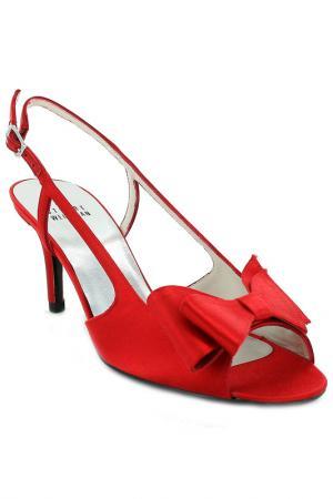 Туфли Stuart Weitzman. Цвет: красный
