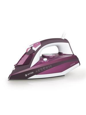 Утюг Vitek VT-1215(PK). Цвет: розовый