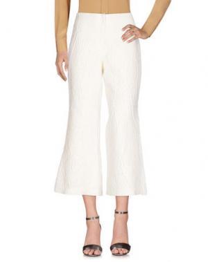 Повседневные брюки MERCHANT ARCHIVE. Цвет: слоновая кость
