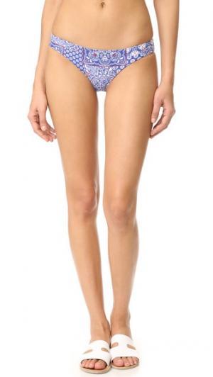 Плавки бикини Naughty Girl Luli Fama. Цвет: мульти