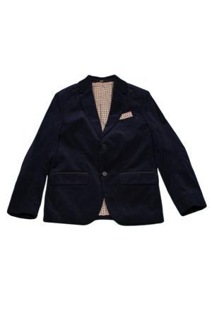 Пиджак BOSS. Цвет: темно-синий