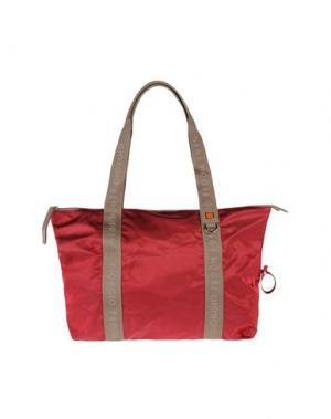 Большая сумка из текстиля GIORGIO FEDON 1919. Цвет: пурпурный