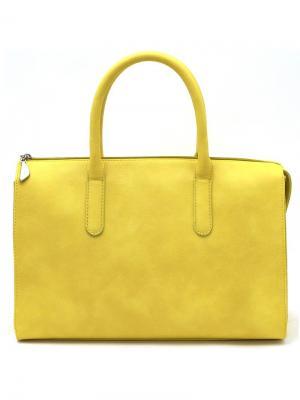 Сумка Solo true bags. Цвет: желтый