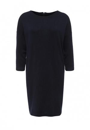 Платье Vero Moda. Цвет: синий