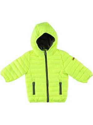 Куртка IDO. Цвет: салатовый