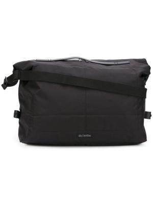 Дорожная сумка Moss Travel Ally Capellino. Цвет: чёрный