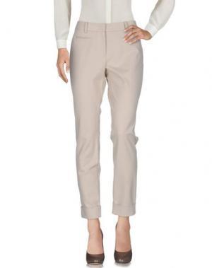 Повседневные брюки WINDSOR.. Цвет: бежевый