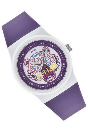 Watches Kenzo. Цвет: violet and white