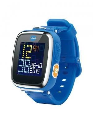 Детские наручные часы Kidizoom SmartWatch DX  синего цвета Vtech. Цвет: синий