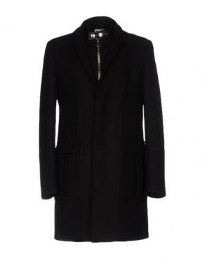 Пальто URBAN LES HOMMES. Цвет: черный