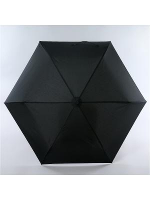 Зонт  Trust Мужской, 3 сложения, Автомат, Полиэстер. Цвет: черный