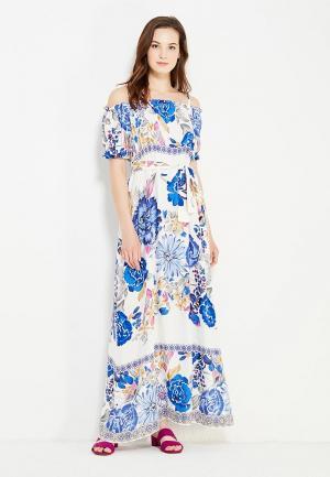 Платье Cocos. Цвет: синий