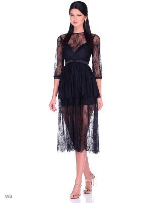Платье Isabel Garcia IGSS17LDRM-BB1327/Black
