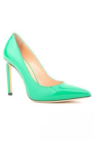 Туфли Marco Barbabella. Цвет: green