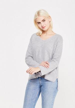 Пуловер Softy. Цвет: серый