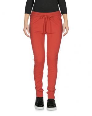 Повседневные брюки KANGRA CASHMERE. Цвет: красный