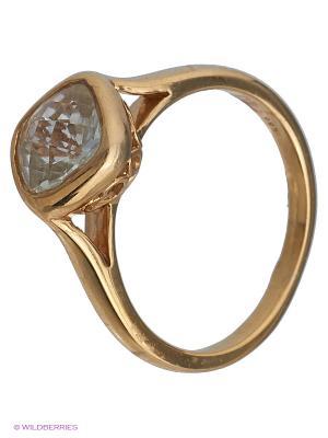 Кольцо FRESH Jewelry. Цвет: золотистый