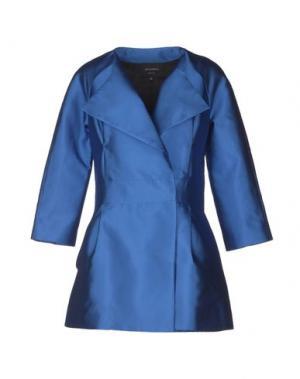 Легкое пальто GIULIANO FUJIWARA. Цвет: пастельно-синий