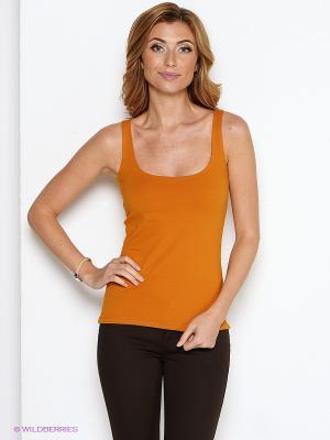 Топ adL. Цвет: оранжевый
