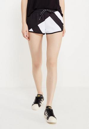 Шорты adidas Originals. Цвет: черный